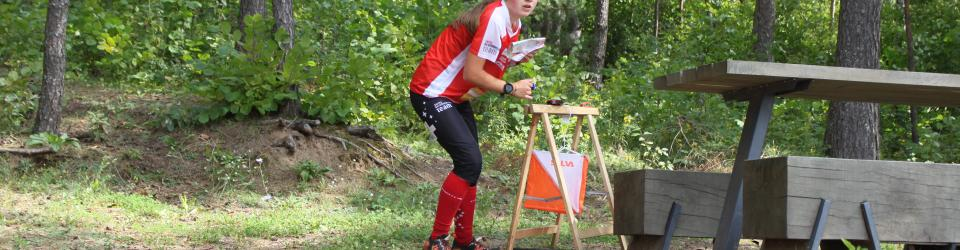 Rosa Bieri auf dem Weg zum 12. Platz in der Langdistanz